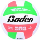 Baden VX450L Light Volleyball Neon Green/White/Neon Pink