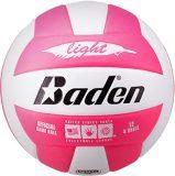 Baden VX450L Light Volleyball Neon Pink/White