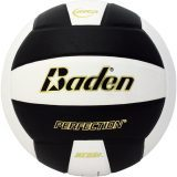 Baden Perfection VX5E Volleyball Black/White