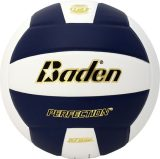 Baden Perfection VX5E Volleyball Navy/White