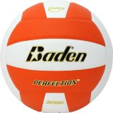 Baden Perfection VX5E Volleyball Orange/White