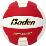 Baden Perfection VX5E Volleyball Red/White