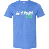 Game Faith Athletics - Be Strong Volleyball T-Shirt