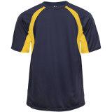 Badger Men's Hook Short Sleeve Jersey Navy/Gold