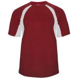 Badger Men's Hook Short Sleeve Jersey Red/White