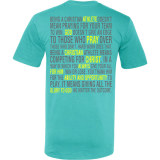 Game Faith Athletics - Christian Athlete Volleyball T-Shirt