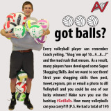 Got Balls? How many can you hold?