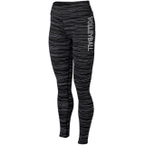 Graphic Lines Volleyball Leggings