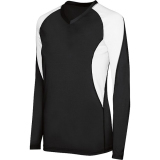 HI42182 Women's Court Long Sleeve Jersey
