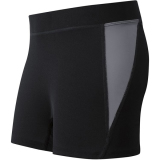 High Five Women's Side Insert Short - 3 Inseam Black/Graphite