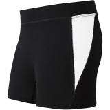 High Five Women's Side Insert Short - 3 Inseam Black/White