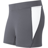 High Five Women's Side Insert Short - 3 Inseam Graphite/White