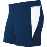 High Five Women's Side Insert Short - 3 Inseam Navy/White