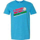 If Volleyball Was Easy, They'd Call It Football      T-shirt