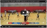 Where There's a Will: Yahoo! Sports features Indiana volleyball player with incredible kick save