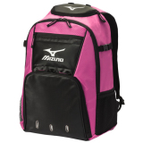 Mizuno 360226 Organizer G4 Backpack Pink/Black