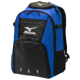 Mizuno 360226 Organizer G4 Backpack Royal/Black
