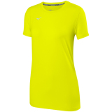 Mizuno Women's Attack Tee 2.0 Lemon