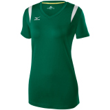 Mizuno Women's Balboa 5.0 Short Sleeve Jersey Forest