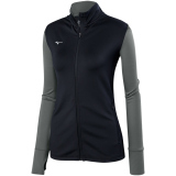 Mizuno Women's Horizon Full Zip Jacket Black