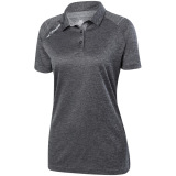 Mizuno Women's Polo Charcoal