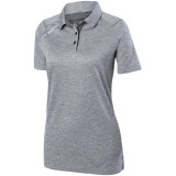 Mizuno Women's Polo Grey