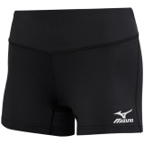 Mizuno Women's Victory Short - 3.5 Inseam Black