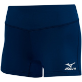 Mizuno Women's Victory Short - 3.5 Inseam Navy