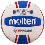 Molten BV5000-3 Elite Beach Volleyball - Red/White/Blue