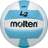 Molten L2 IVU-HS Volleyball Columbia/White
