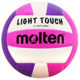 Molten MS240 Light Touch Volleyball Violet/Pink