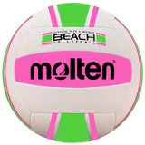 Molten MS500 Beach Volleyball - Pink
