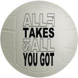 Motivational Mini Volleyball