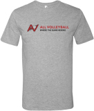 Official All Volleyball T-Shirt (Unisex)