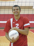 Volleyball Skills Aid in Player's Fight to Walk Again