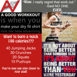 Workout Wednesday – June 11th