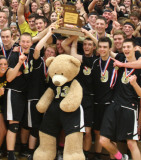 Missouri Boys State Championship Tournament, Sponsored by All Volleyball: LHS Bear on the Bench?
