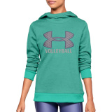 Under Armour Big Logo Hoodie - Green