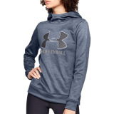 Under Armour Big Logo Hoodie - Blue