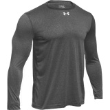 Under Armour Men's Locker T 2.0 Long Sleeve Jersey Carbon Heather