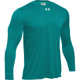 Under Armour Men's Locker T 2.0 Long Sleeve Jersey Coastal Blue