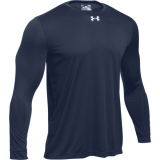 Under Armour Men's Locker T 2.0 Long Sleeve Jersey Navy