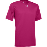 Under Armour Men's Locker T 2.0 Jersey Tropic Pink