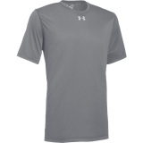 Under Armour Men's Locker T 2.0 Jersey Grey