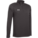 Under Armour Men's Novelty Locker 1/4 Zip Charcoal