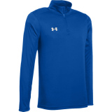 Under Armour Men's Novelty Locker 1/4 Zip Royal