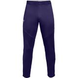 Under Armour Men's Qualifier Hybrid Warm-Up Pant Purple