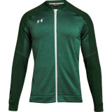 Under Armour Men's Qualifier Hybrid Warm-Up Jacket Forest