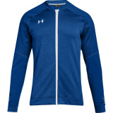 Under Armour Men's Qualifier Hybrid Warm-Up Jacket Royal