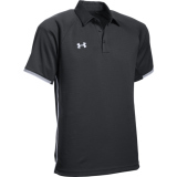Under Armour Men's Rival Polo Black/Grey